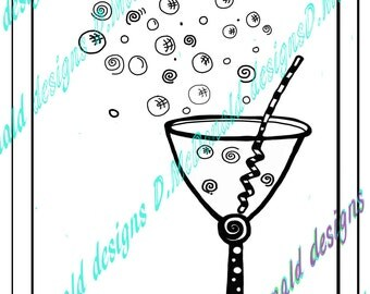 Glass with Bubbles PDF Download