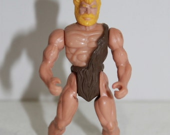 Vintage Caveman Action Figure - 1988 KPT