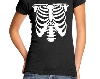 Ribcage women's t-shirt