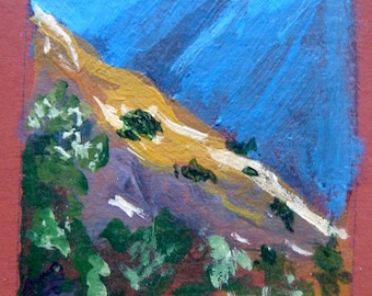 Foothills 2 x 3.25 inches