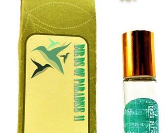 II Birds of Paradise Body Perfume Oil (Roll-On)