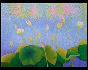 Lotus Pond #2
