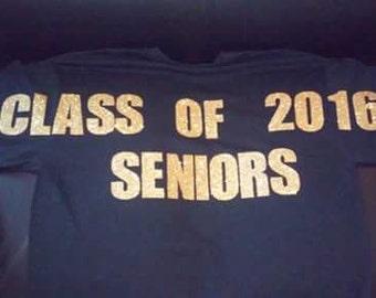 Class of 2016 Seniors