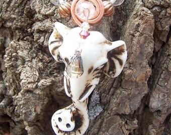Royal Elephant Necklace