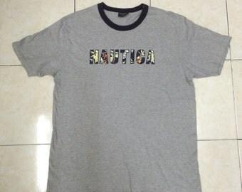 Vintage t-shirt Nautica sz M
