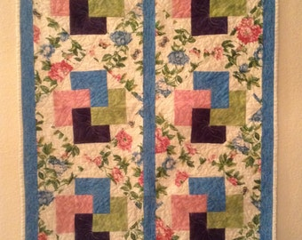 Card Trick Bed Runner / Table Topper / Wall Hanging