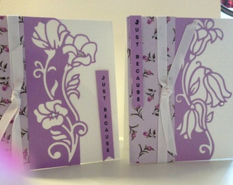 Handmade For You or Just Because card