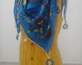 COTTON SUMMER SCARVES
