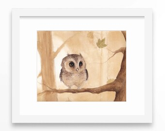 Print OWL on branch