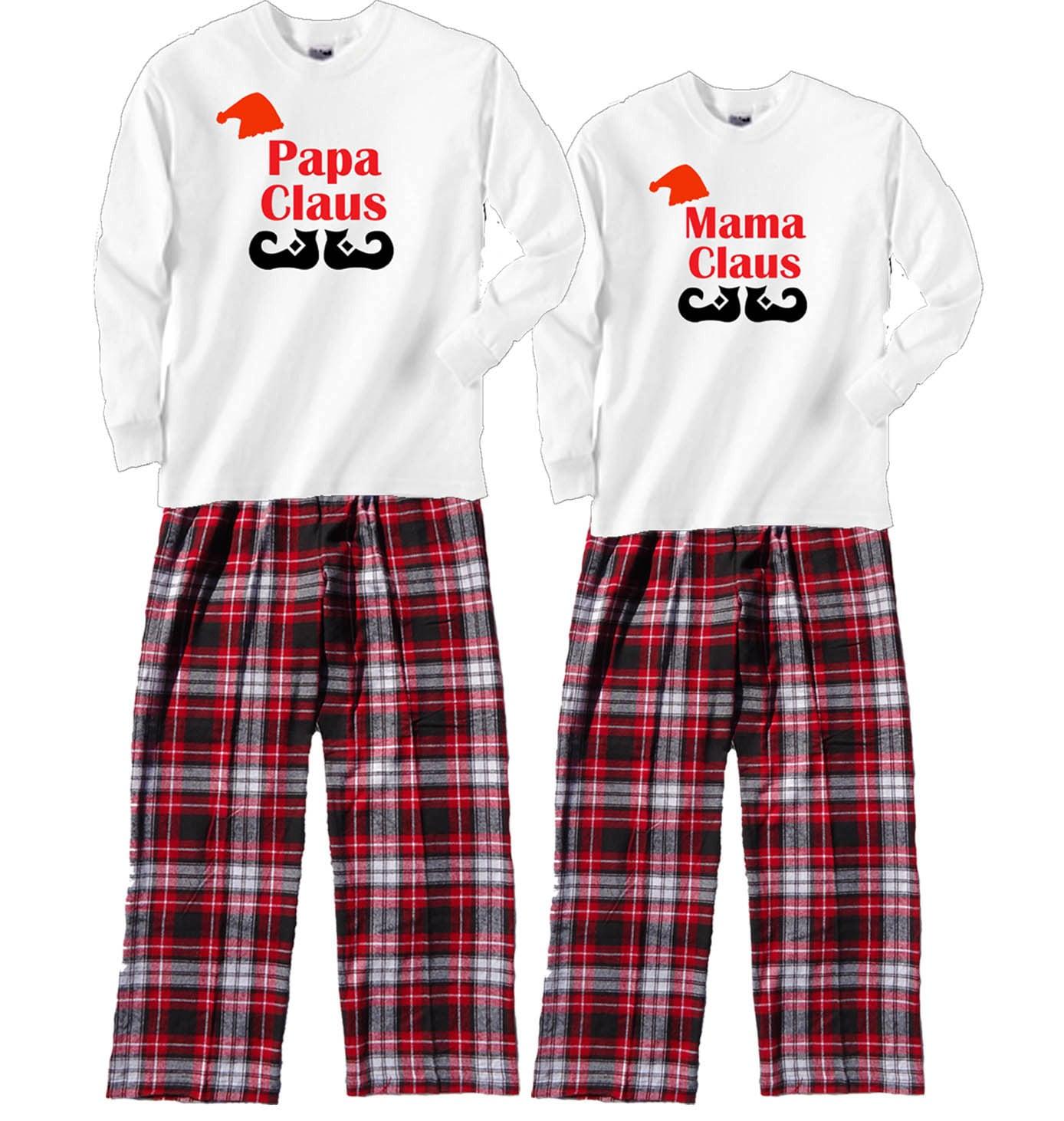 Christmas Pajamas For Whole Family