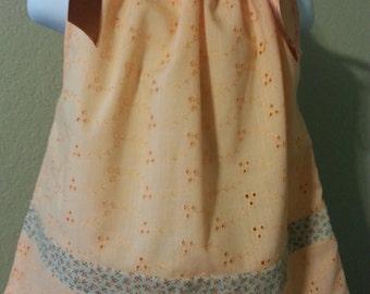 Toddler Pillowcase Dress