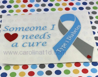 Someone I Love needs a Cure- Type 1 Diabetes