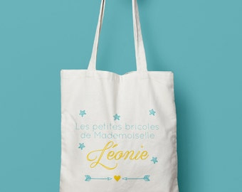Tote bag custom - stars