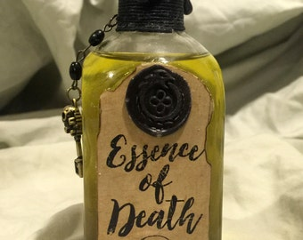 Essence of Death (A Fantasy/RPG Inspired Color-Changing Prop Potion)