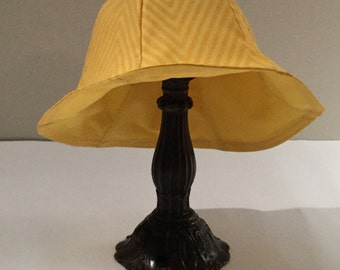 Baby Sunhat Bright Yellow