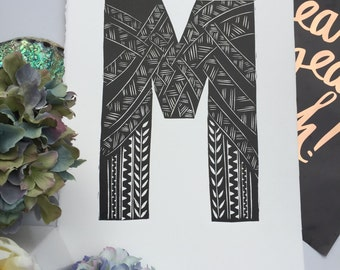 M for Mackenzie