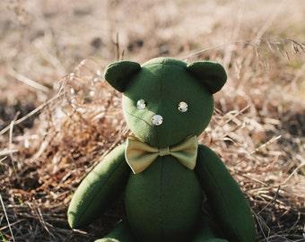 Green Michelle bear