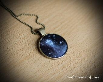 Starry skies pendant