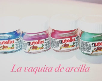 Candles nutella