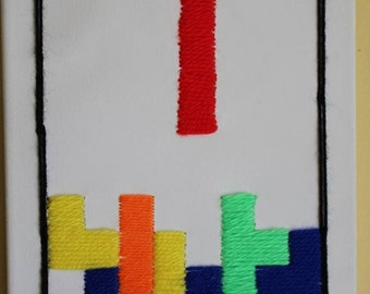 Tetris Canvas