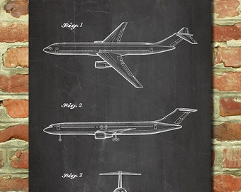 Aviation Wall Art electra airplane patent poster airplane wall art aviation