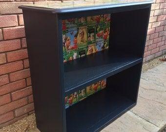 NOW SOLD  Refurbished Vintage Bookcase / Bookshelves