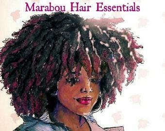 Marabou Essential Hair Growth Oil