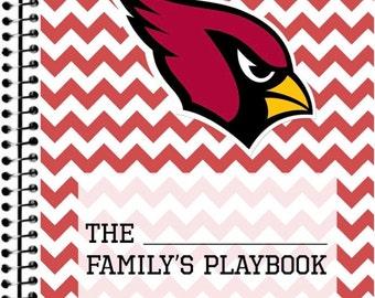 Football Themed Family Planner
