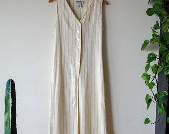Gauzy Vest Dress