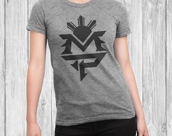 Manny Pacquiao Pacman Women Tshirt