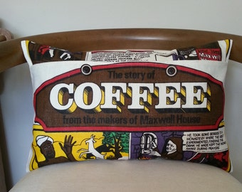 Coffee Lovers Cushion