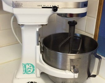 Mixer Decals, Kitchenaid, Proverbs 31