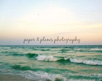 8x10 beach photograph