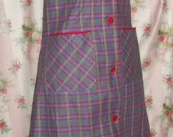 A charming old cotton blouse dress graph, campaign