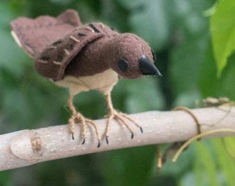 Life Sized Sparrow
