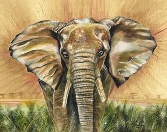 Metta Elephant