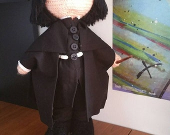 Severus Snape Yarnbaby