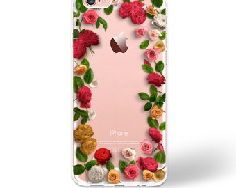 Flower iPhone Case for iPhone 6/s & iPhone 6/s Plus [Shipped From UK]