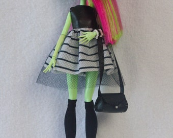 "Monster High clothes - Monster High outfits - EAH outfits - Monster High dress ""Cheeky girl"""