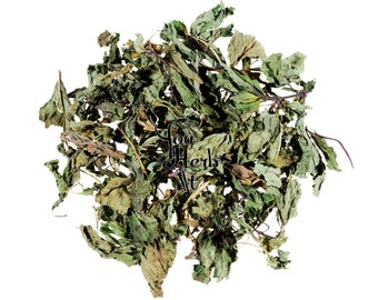 Peppermint Dried Leaves Leaf Loose Herbal Tea - Buy Any 2x50g Get 1x50g Free!