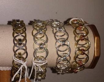 Helm Chain Bracelet