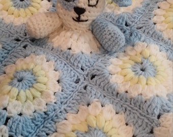 baby's 1st lovey Blanket .
