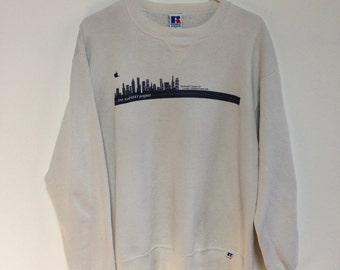 vintage apple computer macintosh sweatshirt