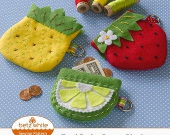 Tutti Fruity Penny Pincher PDF PATTERN