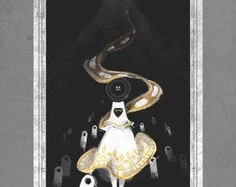 Waiting - Journey [Print]
