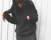 unisex pocket hoodie // dom