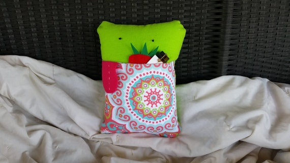 Aromatherapy Animal Pillow : Aromatherapy Diffuser Stuffed Animal Pillow My Smelly