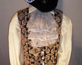 Pirate Costume - Vest - Cosplay - Halloween - Costume - Wedding - Groom - Best man - Historical vest - Historical costume