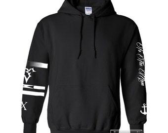 Clifford 95 Tattoos Hoodies Sweatshirts Women Sweater Long Sleeve Add Clifford 95 – Size S M L XL