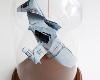 Origami starship Serenity large decorative globe